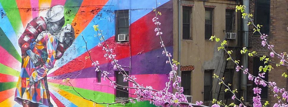 צבע בניו יורק