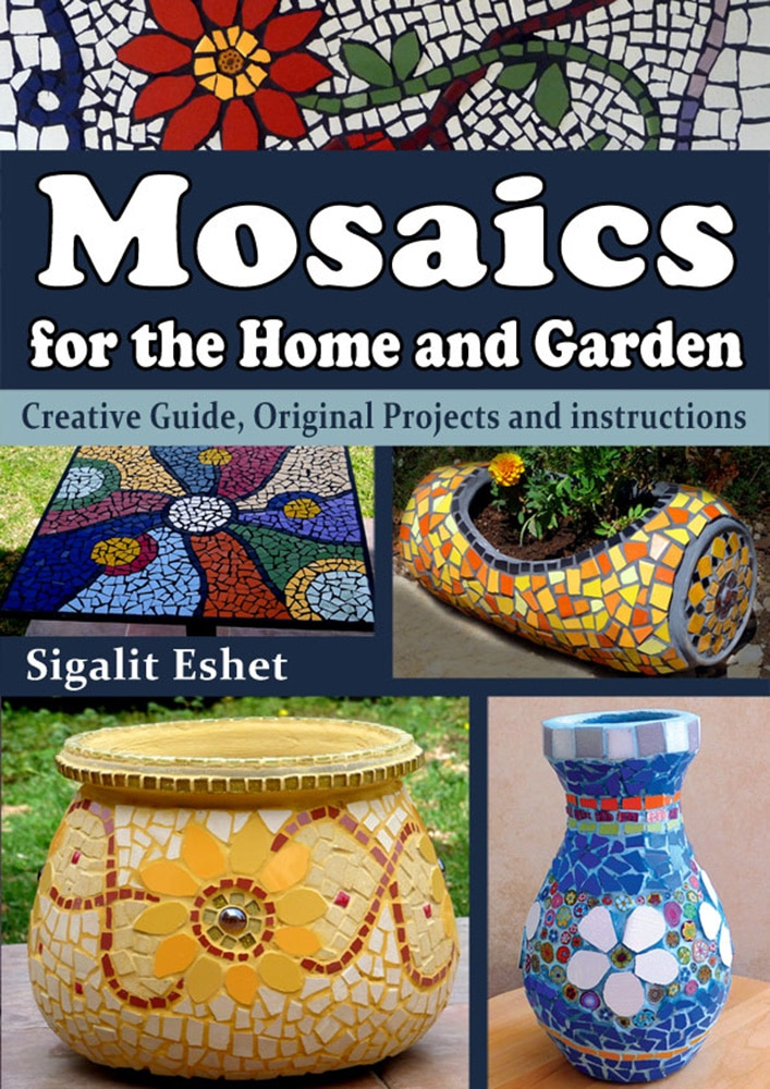 mosaic for the home and garden book