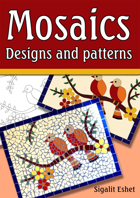 mosaic designs and patterns book