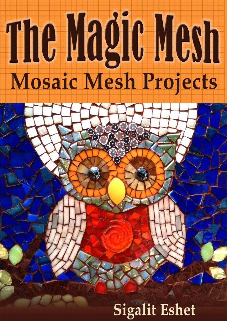 The magic mesh mosaic mesh projects book