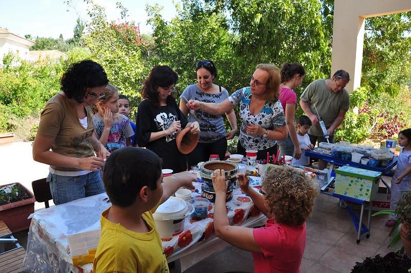 sigalit eshet mosaic workshops