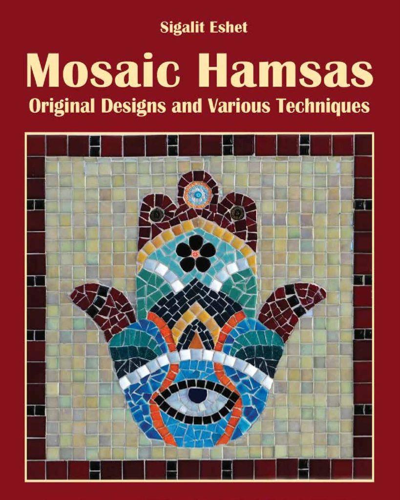 mosaic hamsas original designs and various techniques book